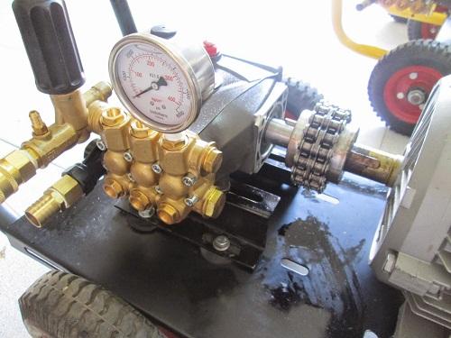 Sử dụng máy nén khí ổn định bền bỉ